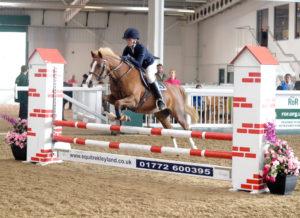 British Showjumping Juniors @ Aintree International Equestrian Centre | England | United Kingdom