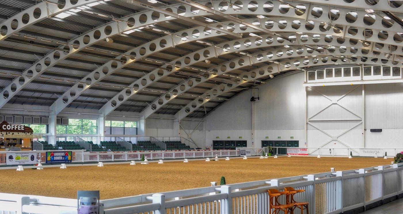 Aintree International Equestrian Centre