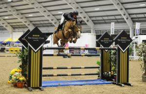 British Showjumping October Finals