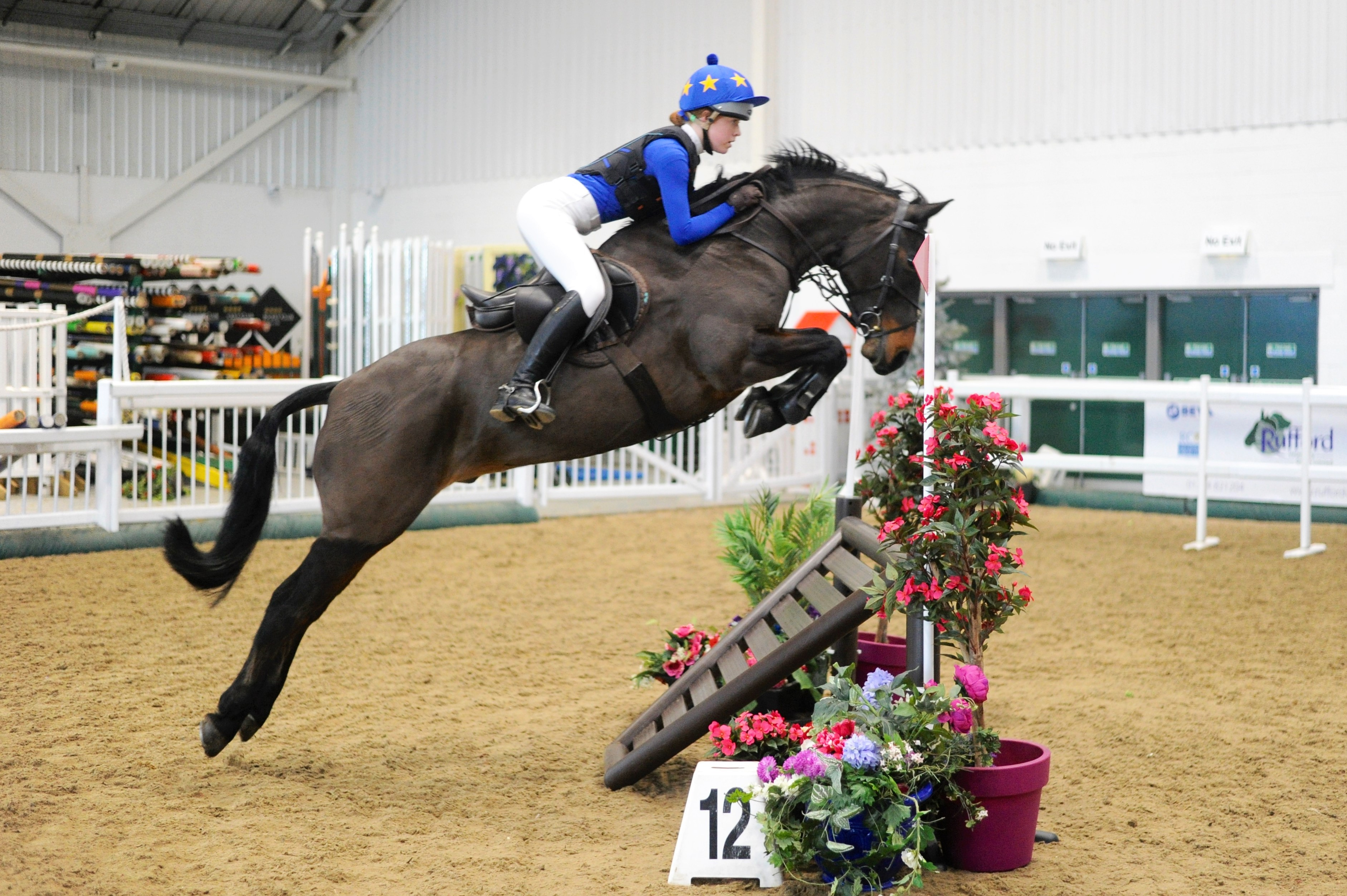 Arena Eventing 11th February 2018 Aintree International Equestrian Centre