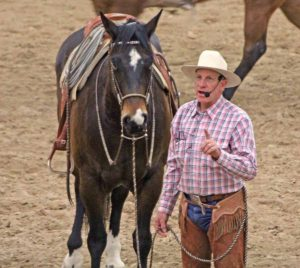 Total Horsemanship presents BUCK BRANNAMAN @ Aintree International Equestrian Centre | England | United Kingdom