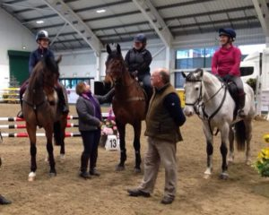Richard Carruthers Jumping Clinic @ Aintree International Equestrian Centre | England | United Kingdom